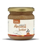 Almond Butter (Ceres, In Conversion) - 190g