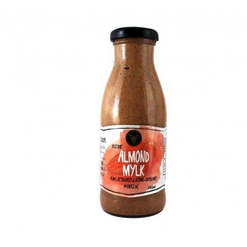 Almond Mylk Concentrate - 250ml (Makes 4L, 100% Almonds)