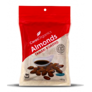 Almonds, Tamari Roasted (organic) - 150g