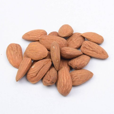 Almonds, Fully Certified Organic  (Whole, Unpasteurised, Not irradiated) - 1kg