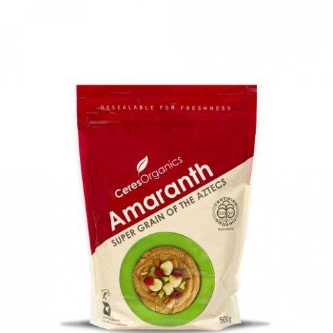 Amaranth Grain (Organic, Gluten Free) - 500g