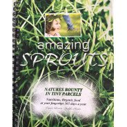 Amazing Sprouts Book, Pam Blowers