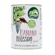 Banana Blossoms (In Brine, Vegan, Meat Substitute) - 510g can