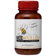 Bee Pollen Capsules (NZ sourced)