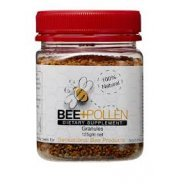Bee Pollen Granules (NZ sourced) - 125g