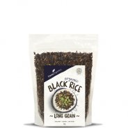 Black Rice, Long Grain (Organic) - 500g