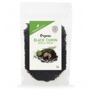 Black Cumin Seeds (Organic) - 125g