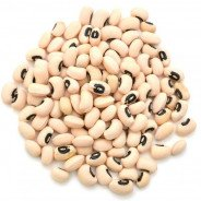 Black Eyed Beans (Dried, Bulk) - 25kg