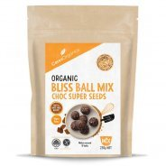 Bliss Ball Mix, Choc Super Seeds (Organic) - 220g