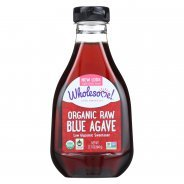 Blue Agave Nectar (Organic, Raw, Fair Trade) - 666g