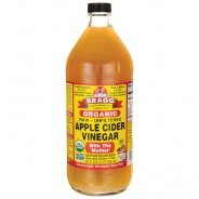 Bragg Apple Cider Vinegar (Organic, with the Mother of Vinegar) - 946ml