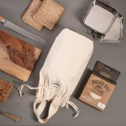 Bread Bag (Organic Cotton, Biodegradable)