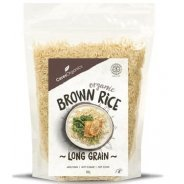 Brown Long Grain Rice (organic) - 500g