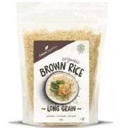 Brown Long Grain Rice (organic) - 500g
