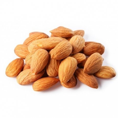 Almonds - Organic (Transitional, Whole, Unpasturised) - 2.5kg