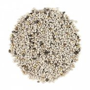 Chia Seeds, White (organic, gluten free) - 11.3kg