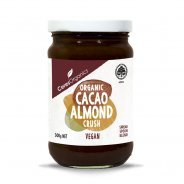 Cacao Almond Crush Spread  (Organic) - 300g Jar