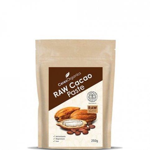 Cacao Paste (raw, organic) - 250g