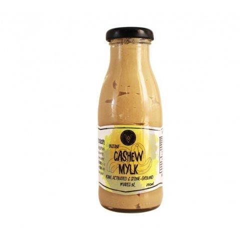 Cashew Mylk Concentrate - 250ml (Makes 4L, 100% Cashews)