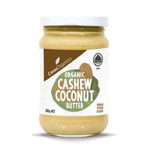 Cashew Coconut Butter (organic) - 280g