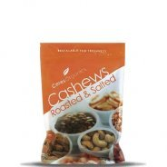 Cashews, Roasted & Salted (organic) - 100g