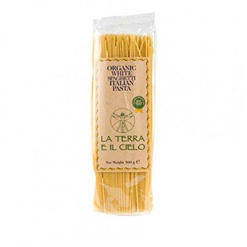 Pasta, Semolina Spaghetti White (organic, La Terra) - 500g