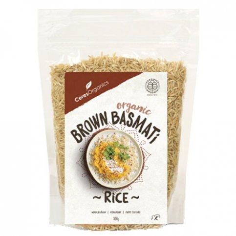 Basmati Brown Rice (Organic) - 500g