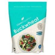 Buckwheat (Hulled, Organic) - 450g & 900g