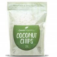 Coconut Chips (organic) - 120g