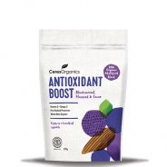 Antioxidant Boost, Blackcurrant, Flaxseed & Cacao (Organic, Raw) - 230g