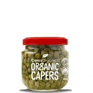 Capers (organic, gluten free) - 100g