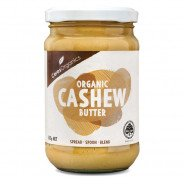 Cashew Butter (organic) - 200g & 300g