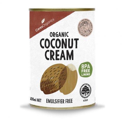 Coconut Cream (organic, gluten free) - 400ml can