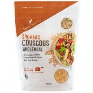 Couscous, Wholewheat (organic) - 400g & 800g