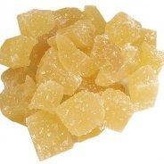 Crystallised Ginger (organic, bulk) - 5kg