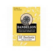 Dandelion Coffee with barley malt (organic, NZ grown) - 25 sachets
