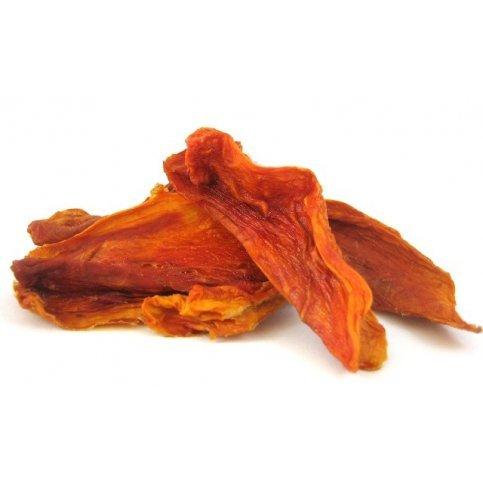 Papaya Strips Dried (Organic, Dried, Bulk) - 2.5kg
