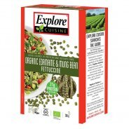 Edamame & Mung Bean Fettuccine (gluten free, organic) - 200g & 6 x 200g