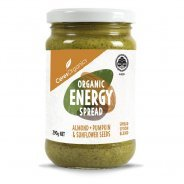 Energy Spread - Almond + Pumpkin & Sunflower Seeds (organic) - 290g