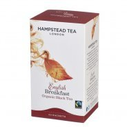English Breakfast Black Tea (Organic) - 20 bags