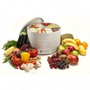 "Ezidri FD500 Snackmaker Food Dehydrator ""Starter Kit"""