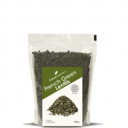 Lentils, French Green (organic) - 500g