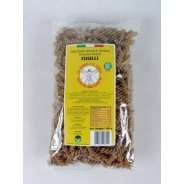 Pasta - whole wheat, Fusilli Spirals (organic) - 500g
