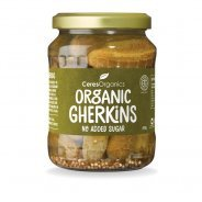 Gherkins, organic (Ceres) - 670g