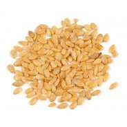 Linseed, Golden Blonde, Organic (flaxseed) - 1kg