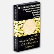 Green Cardamom Powder (organic) - 30gr