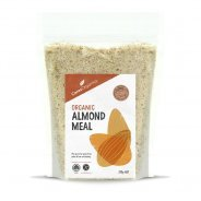 Ground Almond Meal (organic, gluten-free) - 250g