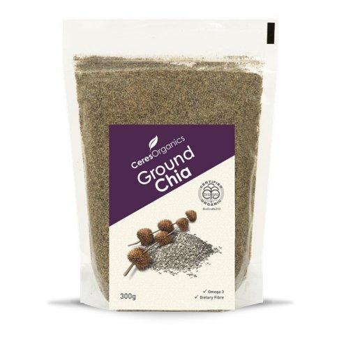 Ground Chia (Organic) - 300g