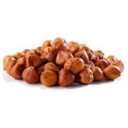 Hazelnuts (raw, skins on) - 500g