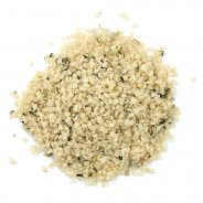 Hemp Hearts (Bulk Hulled Hemp Seeds, Natural) - 3kg & 5kg